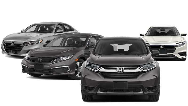 41 The 2020 Honda Vehicles Specs And Review