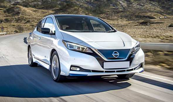 41 The 2020 Nissan Leaf Battery Pricing
