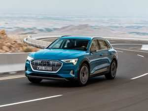 41 The Best 2019 Audi E Tron Quattro Release Date First Drive