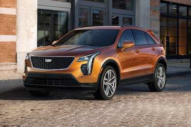 41 The Best 2019 Cadillac St4 Picture