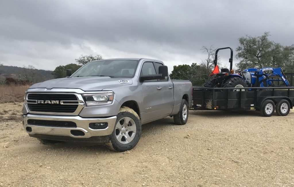 41 The Best 2019 Dodge 1500 Towing Capacity Exterior