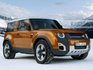41 The Best 2019 Land Rover Defender Price Concept and Review