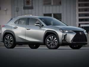 41 The Best 2019 Lexus Ux Release Date Speed Test