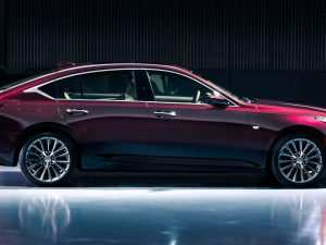 41 The Best 2020 Cadillac Ats Model