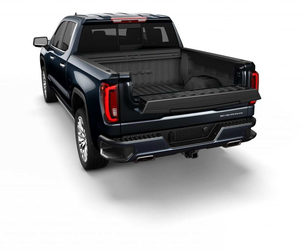 41 The Best 2020 Gmc Sierra Tailgate Price Design And Review