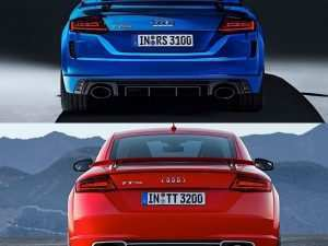 41 The Best Audi Tt Rs 2020 Review and Release date