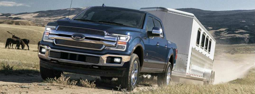 41 The Best Ford F150 Redesign 2020 New Model And Performance