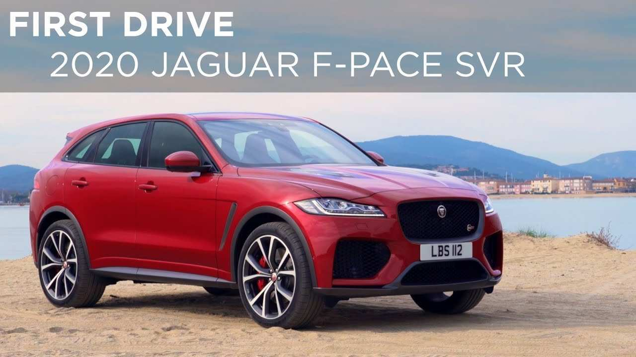 41 The Best Jaguar Suv 2020 Pictures