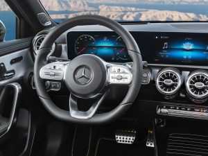 41 The Best Mercedes A Class 2019 Interior Picture