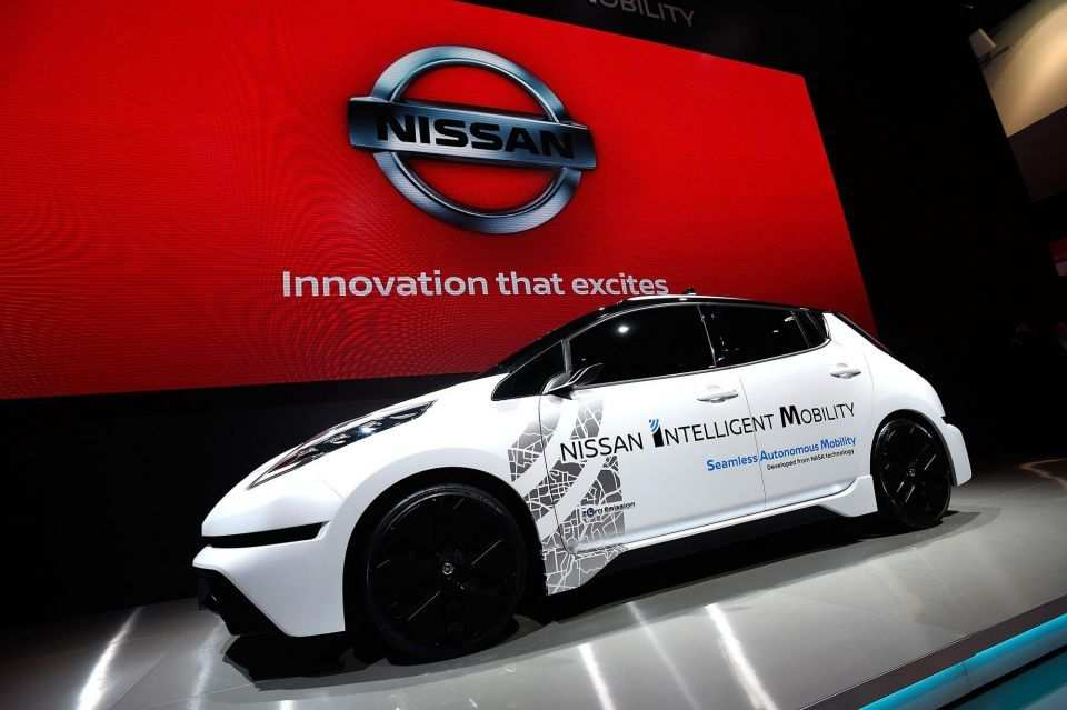 41 The Best Nissan Expo 2020 Spesification