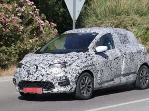 41 The Best Zoe Renault 2020 Redesign and Review