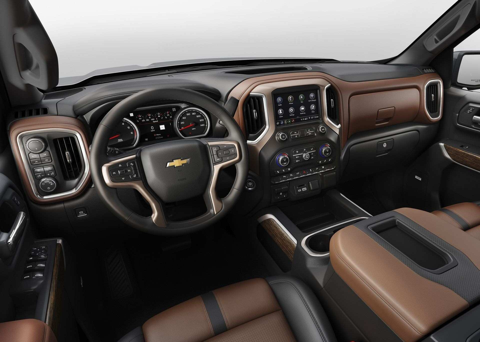 41 The Chevrolet Trailblazer 2020 Interior Redesign And Review