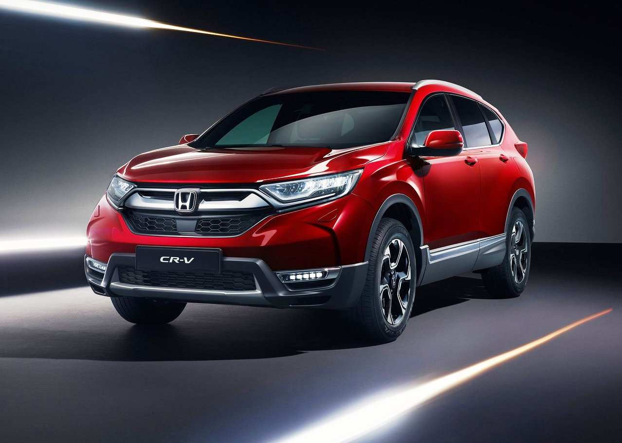 41 The Honda Crv 2020 Price Research New