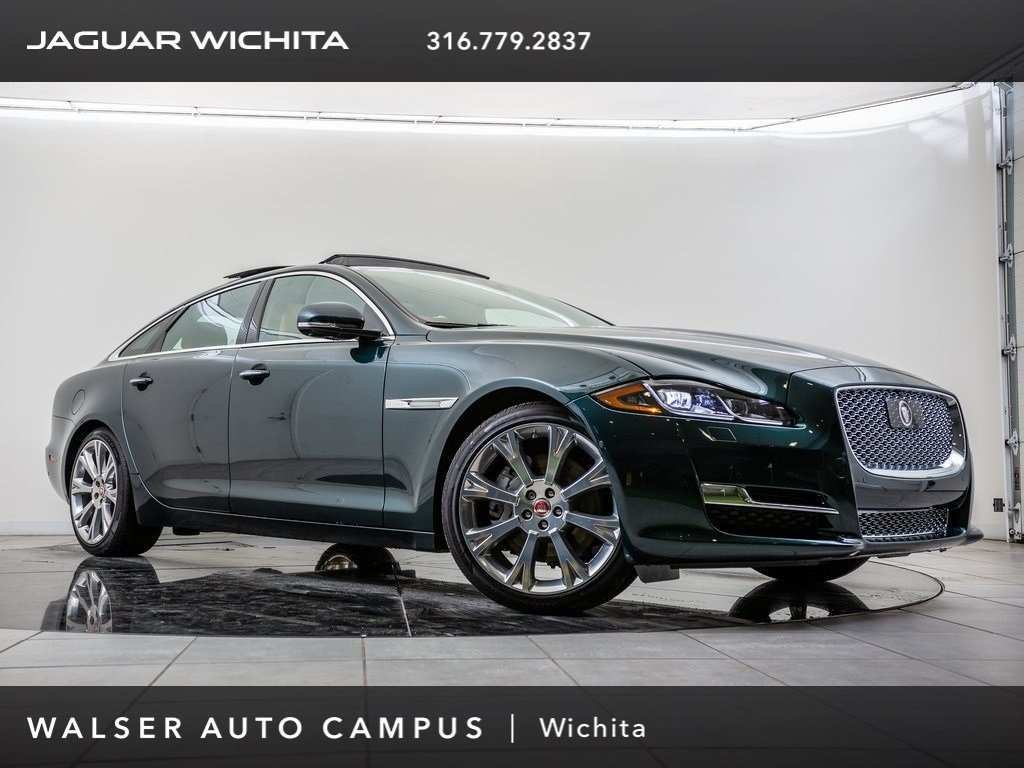 41 The New 2019 Jaguar Xj Review And Release Date