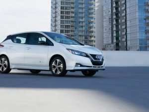 41 The Nissan Leaf 2020 Redesign
