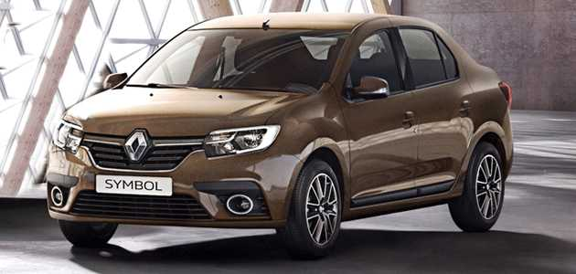 41 The Renault Symbol 2020 Overview