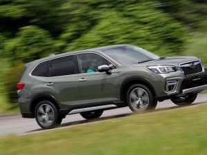 41 The Subaru Forester 2019 Hybrid New Review