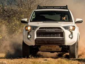 41 The Toyota Diesel 4Runner 2020 Spy Shoot