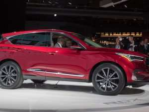 42 A 2019 Acura Rdx Images Price and Review