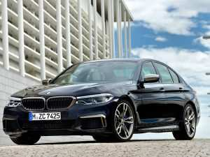 42 A 2019 Bmw Five Series History