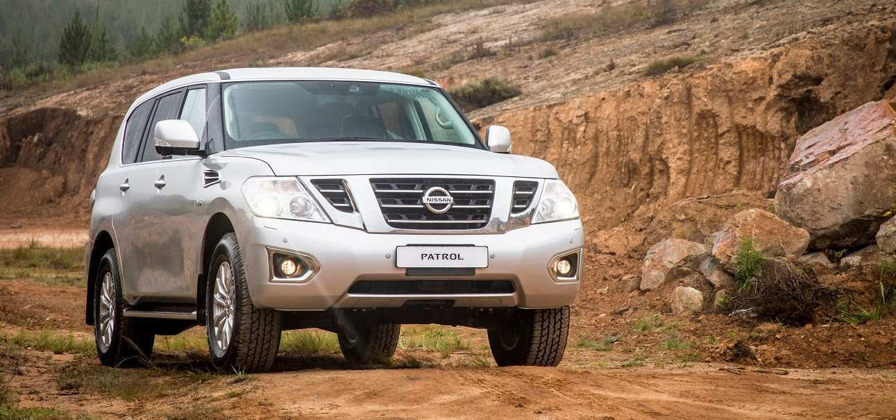 42 A 2019 Nissan Patrol Diesel Review and Release date