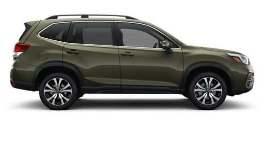 42 A 2019 Subaru Forester Xt Touring Reviews
