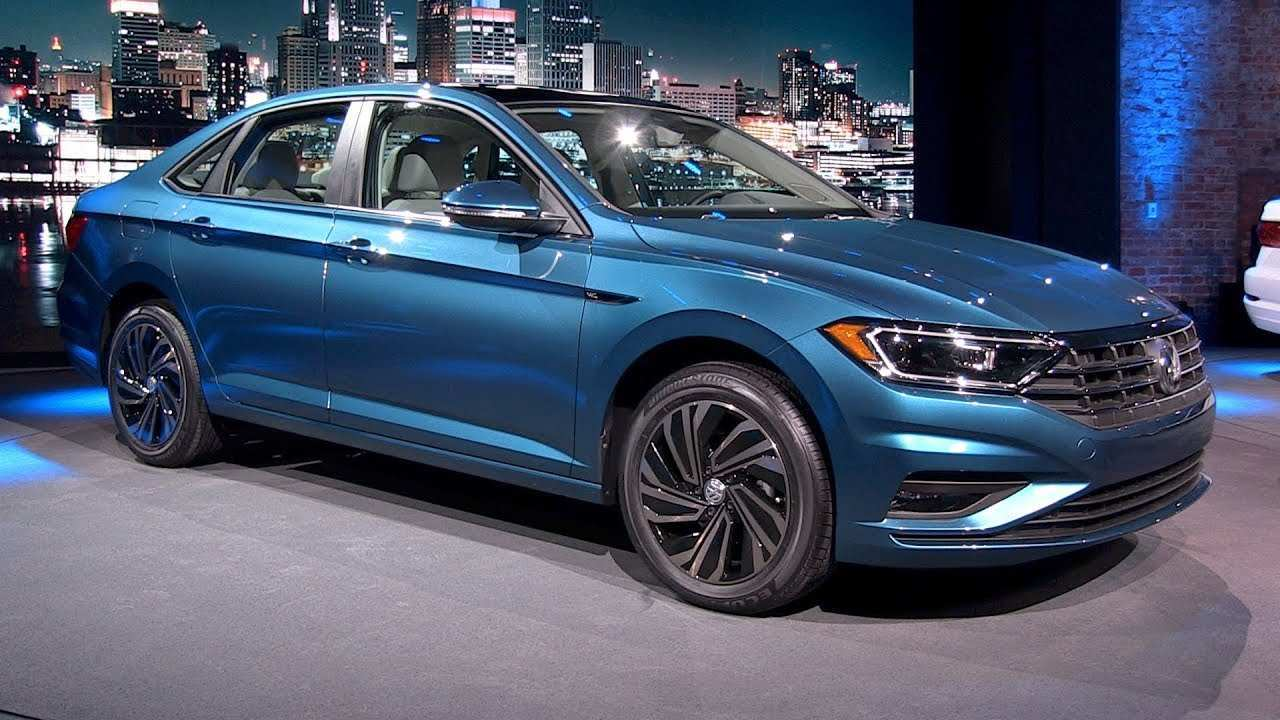 42 A 2019 Vw Jetta Tdi Review And Release Date