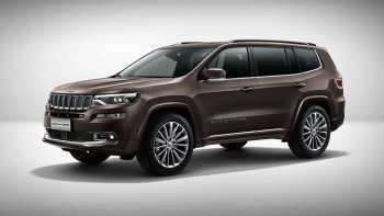 42 A 2020 Jeep Commander Engine