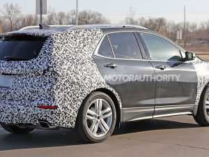 42 A Chevrolet Equinox 2020 Release Date