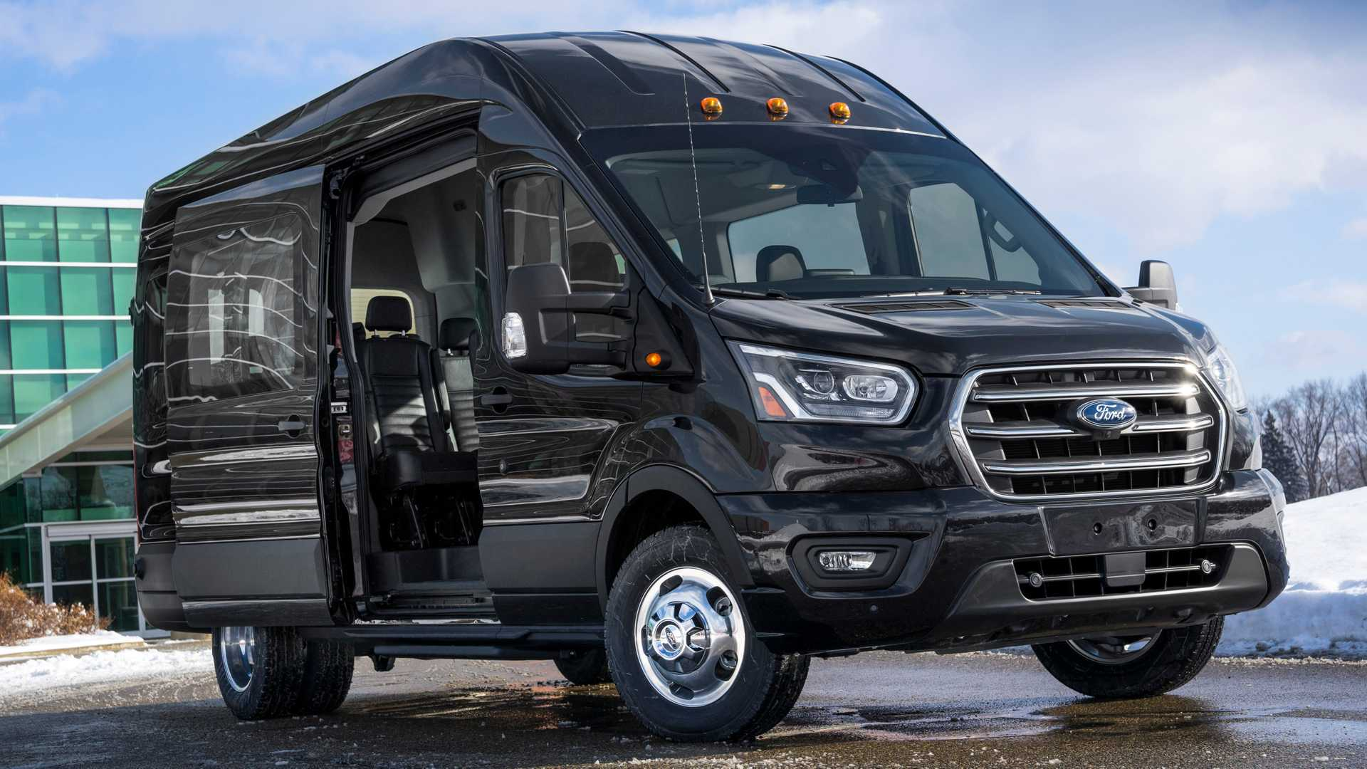 42 A Ford Transit 2020 Release Date Photos