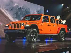 42 A Jeep Pickup 2020 Price and Release date