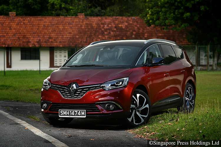 42 A Renault Scenic 2019 Exterior And Interior