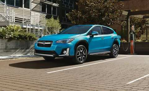 42 A Subaru Xv Hybrid 2020 Photos