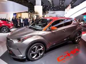 42 A Toyota Electric Suv 2020 New Concept