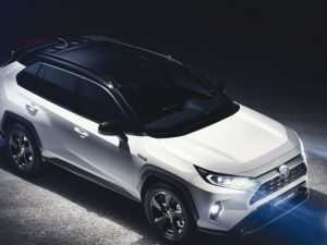 42 A Toyota Rav4 Plug In Hybrid 2020 Redesign and Review