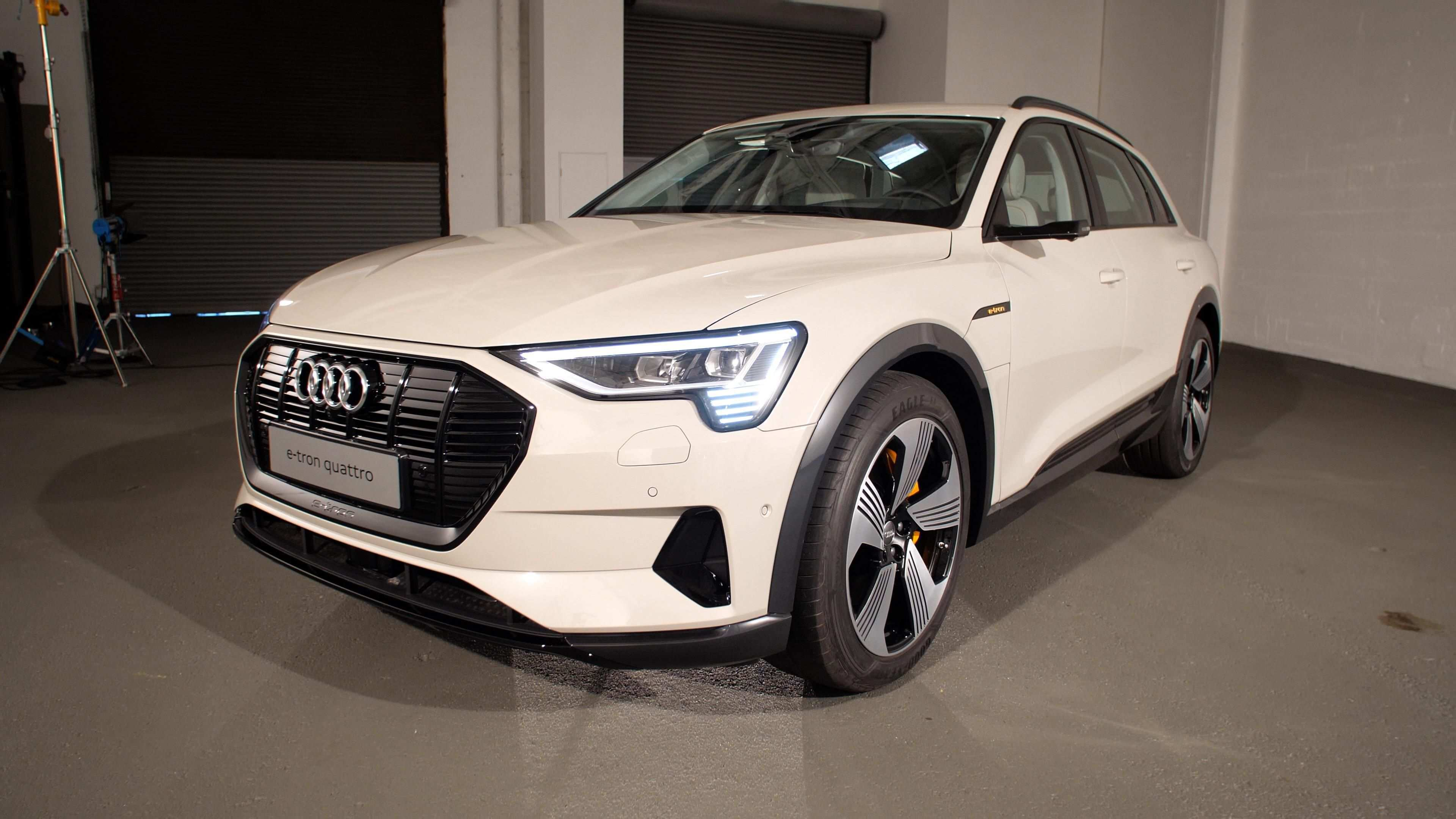 42 All New 2019 Audi E Tron Quattro Release Date Configurations