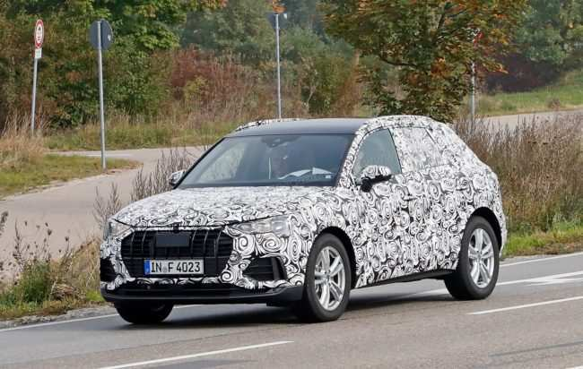 42 All New 2019 Audi Q3 Release Date Review