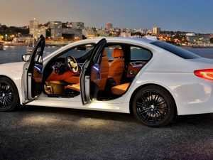 42 All New 2019 Bmw 5 Series Redesign Redesign