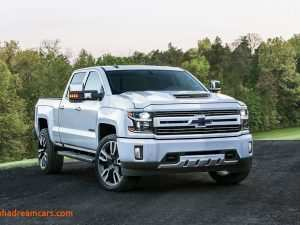 42 All New 2019 Chevrolet Diesel Concept and Review