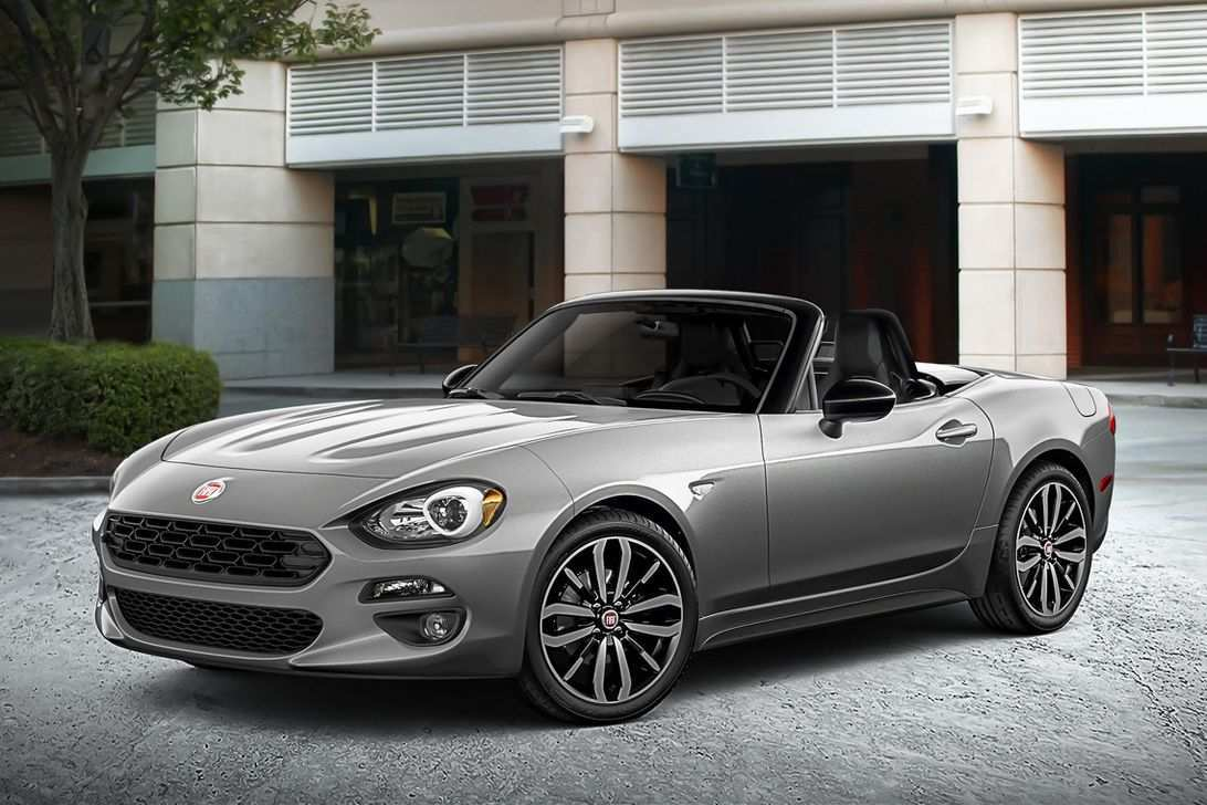 42 All New 2019 Fiat Convertible Reviews