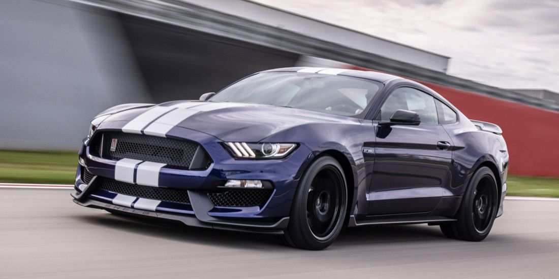 42 All New 2019 Ford Mustang Gt350 Release Date And Concept