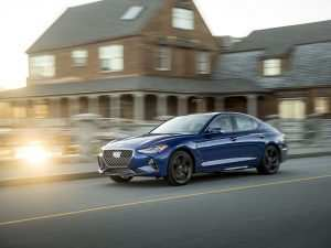 42 All New 2019 Genesis G70 Price Exterior