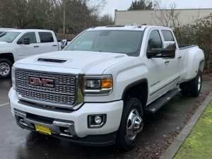 42 All New 2019 Gmc 3500 Dually Denali Pictures