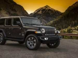 42 All New 2019 Jeep Lineup Interior