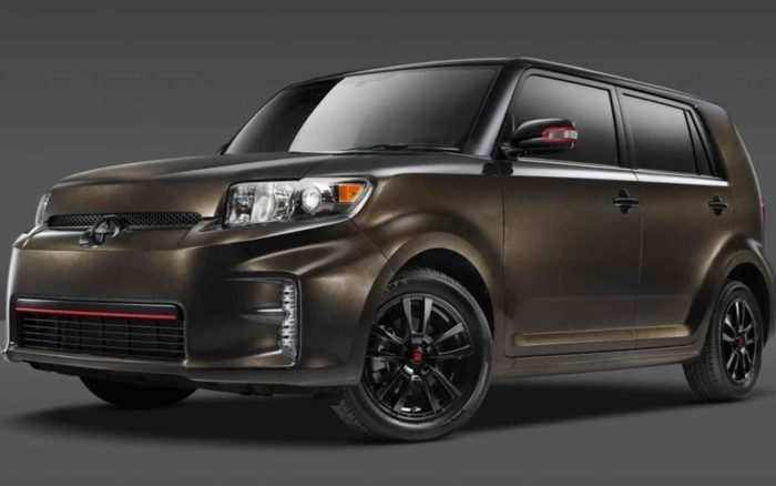 42 All New 2019 Scion Xb Release Date Model