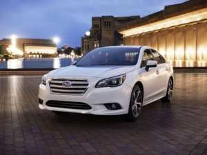 42 All New 2019 Subaru Legacy Review Release