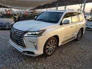 42 All New Lexus Lx 2020 Release Date