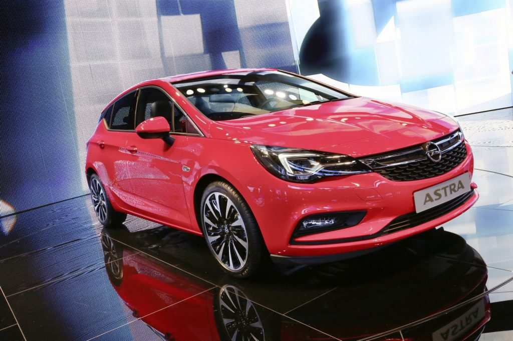 42 All New Opel Astra 2020 Release Date Research New