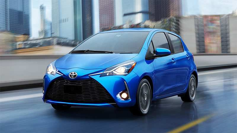 42 All New Toyota Yaris 2020 Release Date And Concept