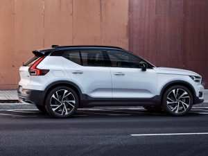 42 All New Volvo Xc40 2020 Release Date Speed Test